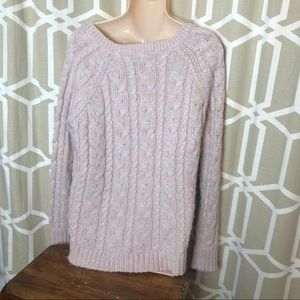 American Eagle Outfitters Sweaters - 🎀 American Eagle Outfitters Blush Large Sweater